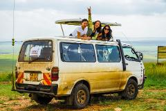 7 Days Amazing Safari to Mara, Nakuru, Naivasha and Amboseli