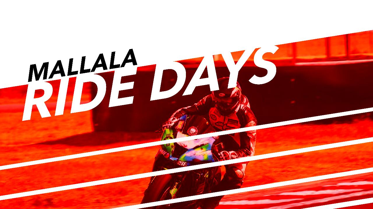 Mallala Motorsport Park Ride Days