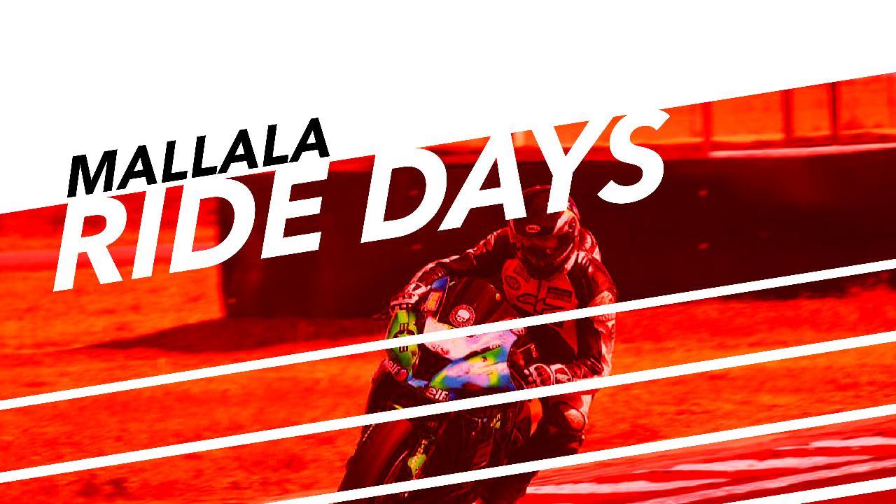 Mallala Motorsport Park Ride Days