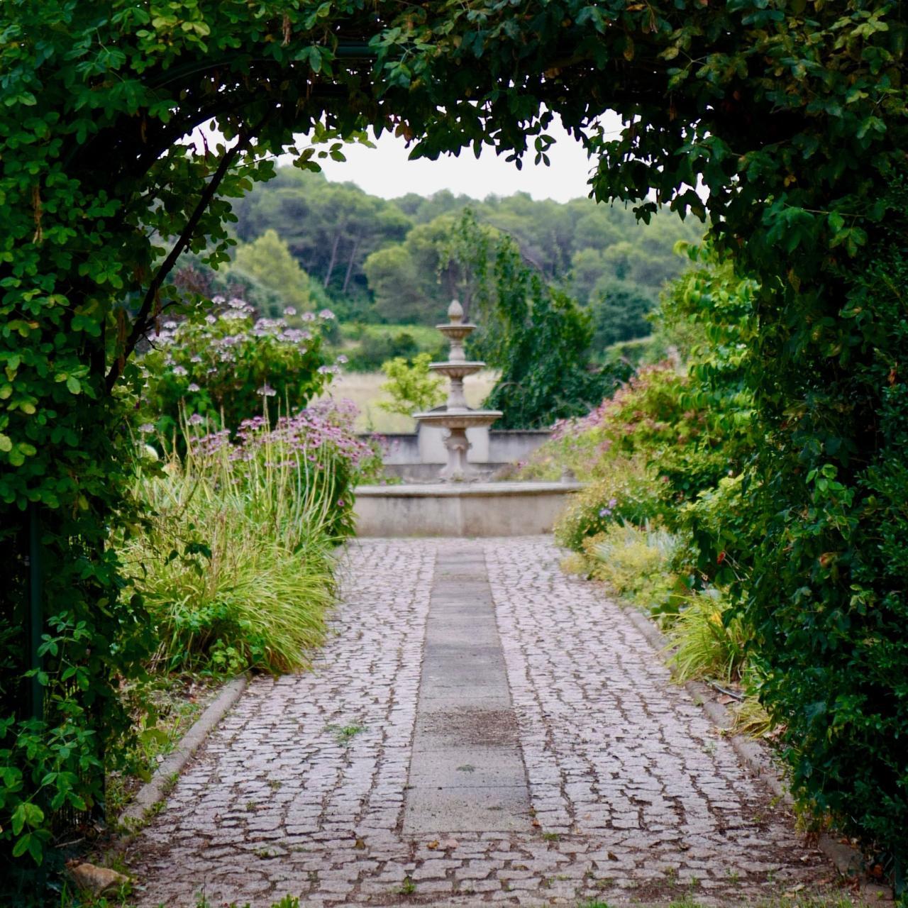 Chateau Capion : tour privé