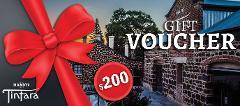 Hardys $200 Gift Voucher