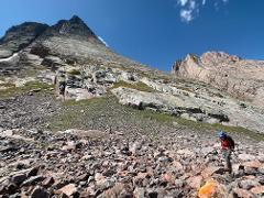 Vestal and Arrow Peak Climbs (Wham Ridge)