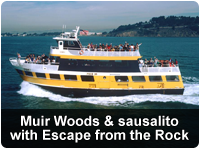 Muir Woods Expedition with Escape from the Rock