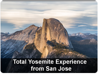 Total Yosemite Experience Tour from San Jose