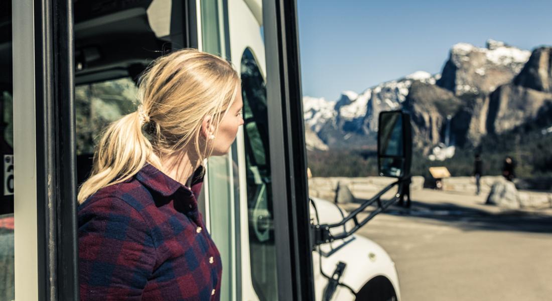Yosemite Tours - Yosemite & Giant Sequoias Tour
