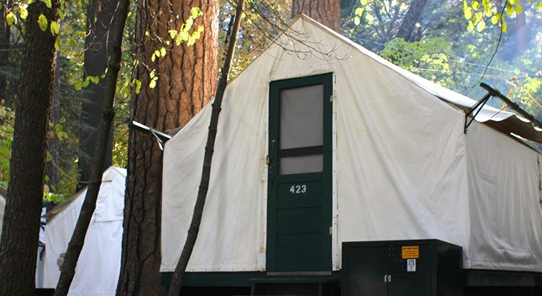 Yosemite 2 Day Tours - Tent Cabin ( Half Dome Village) - Advance bookings pay only 25% deposit now! & Yosemite National Park 2 Day Overnight Tour with Tent Cabin