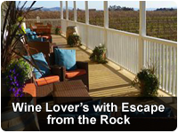 Wine Lover's Tour with Escape from the Rock