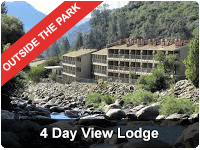 Yosemite Four Day Tour from San Francisco - Yosemite View Lodge