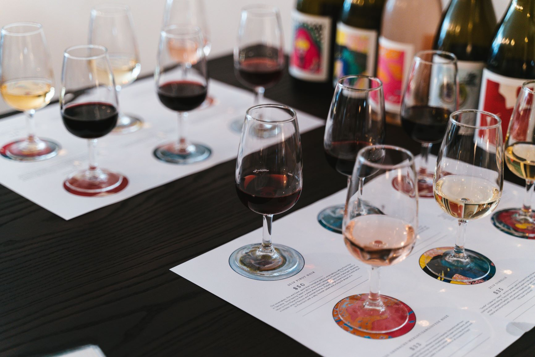 City Winery Wine Flight (ITO)