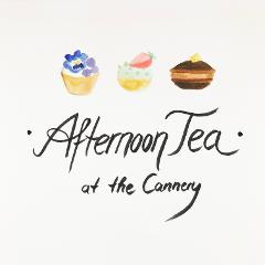 The Cannery Afternoon Tea