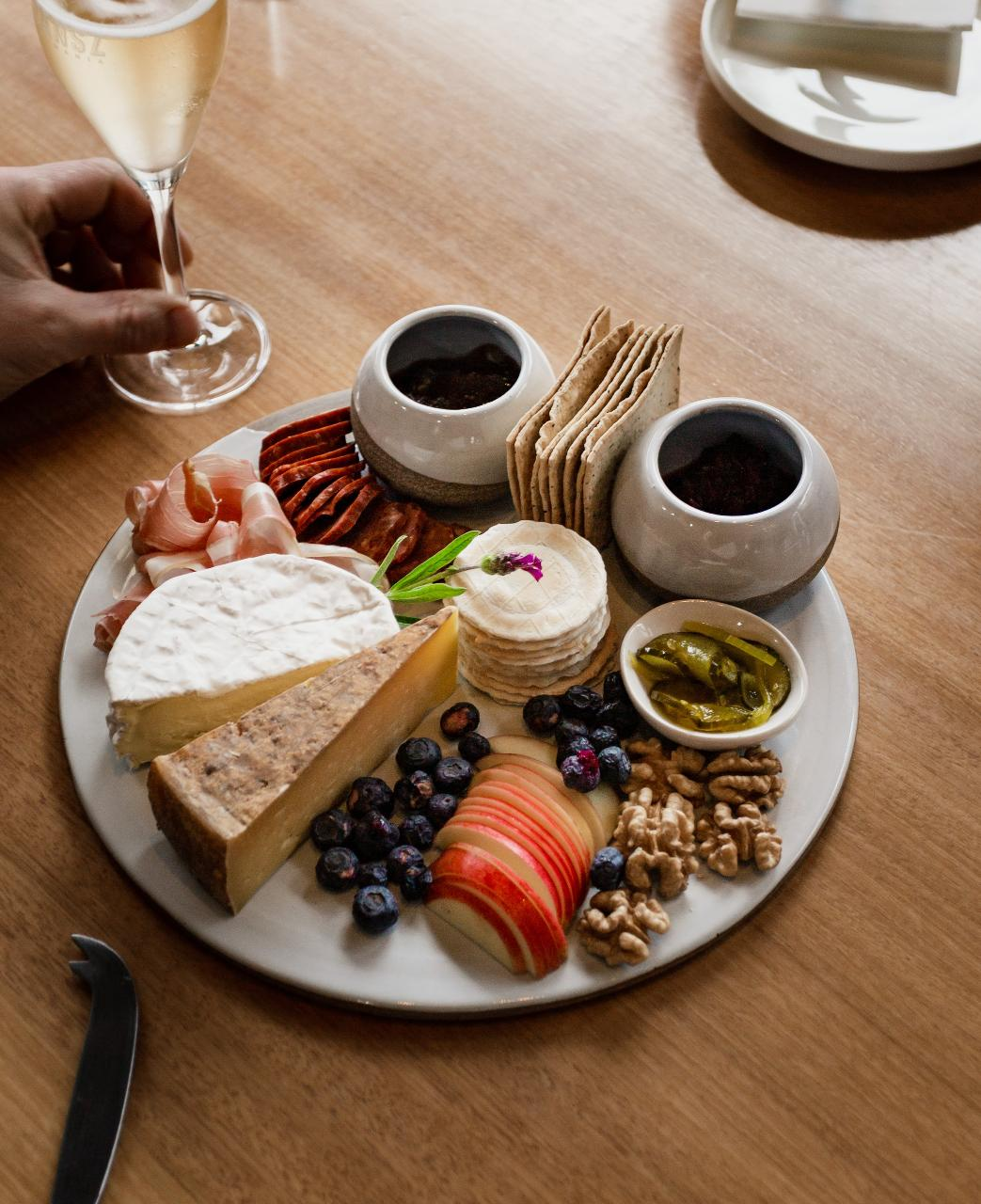 Tasmanian Cheese Platter