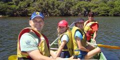 Bushtucker Margaret River Canoe Tour