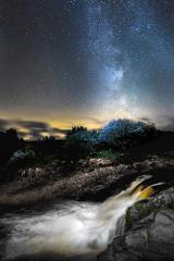 Stargazing at Low Force Waterfall - Direct Booking, Virgin Experience Days