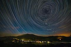 Castlerigg Stone Circle - Blue Hour Landscape & Star Trails