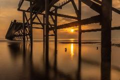 Coastal Sunrise Photography Workshop - Steetley Pier, Hartlepool