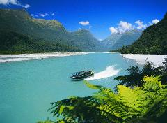 1.5 Hour Haast River to Roaring Billy Return Trip