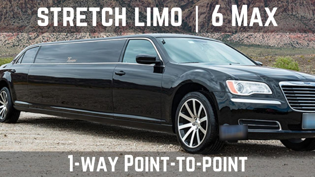 Stretch Limo | 6 Max