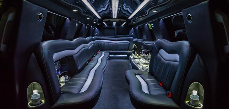 "The ""Nightclub on Wheels"" Experience (6 max)"