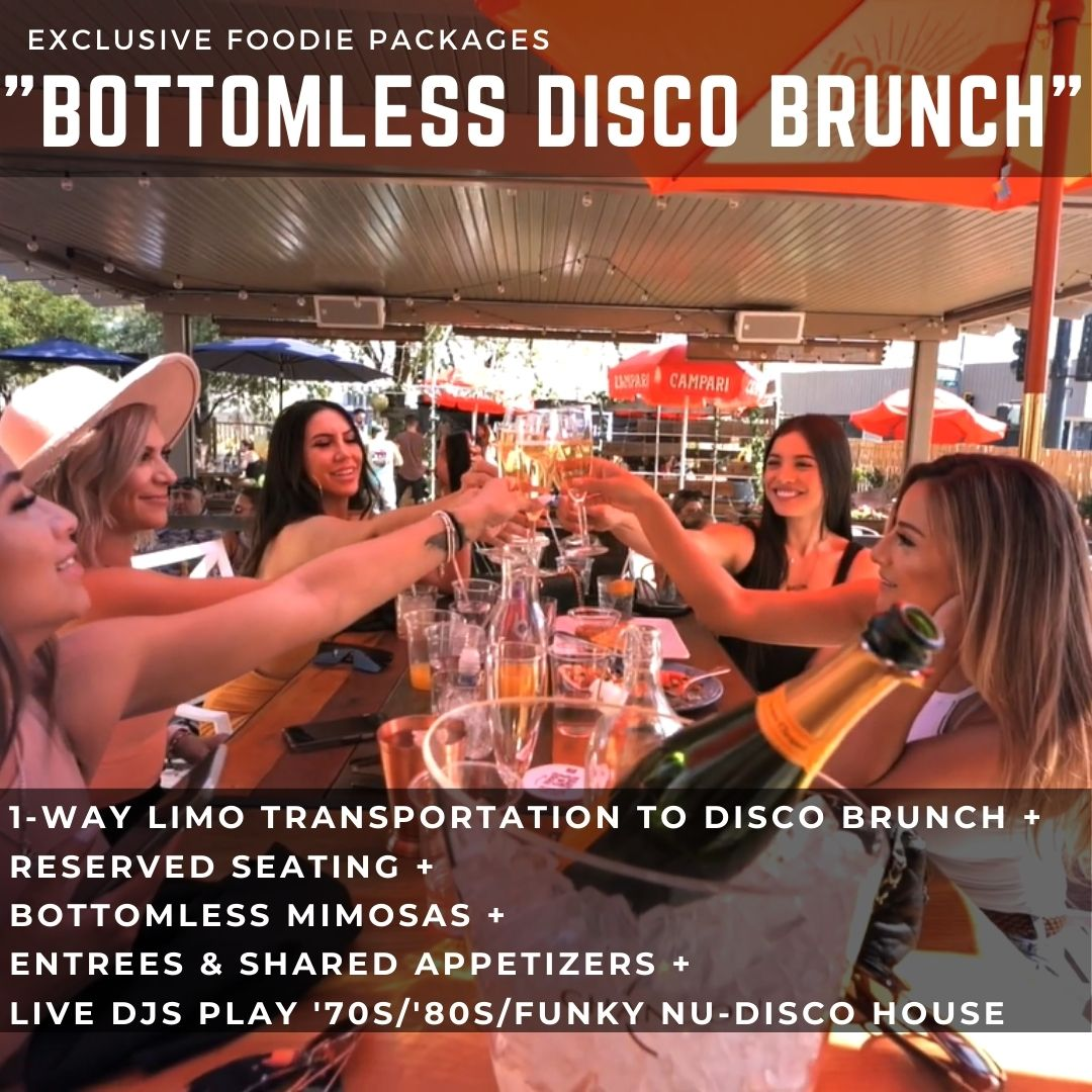 Bottomless Disco Brunch