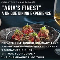 ARIA's Finest: A Unique Dining Experience