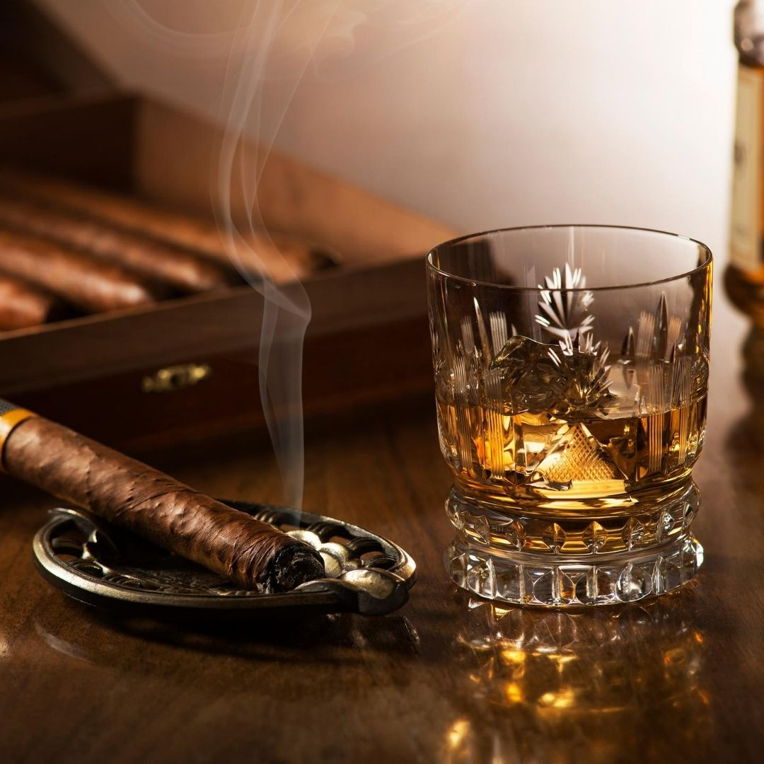 Premium Cigar & Cocktail Pairing