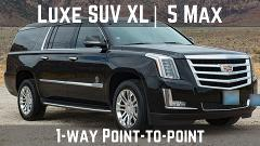 Luxe SUV XL | 5 Max