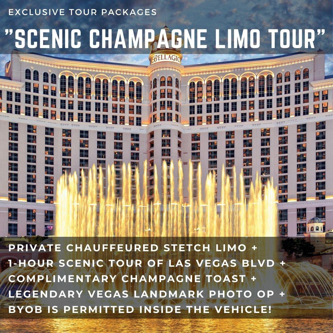 Scenic Champagne Limo Tour | 12 Max
