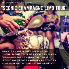 Scenic Champagne Limo Tour | 6 Max