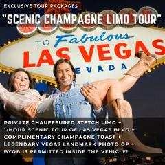 Scenic Champagne Limo Tour | 8 Max