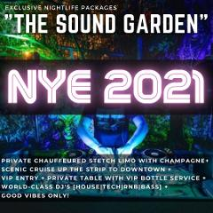 The Sound Garden NYE