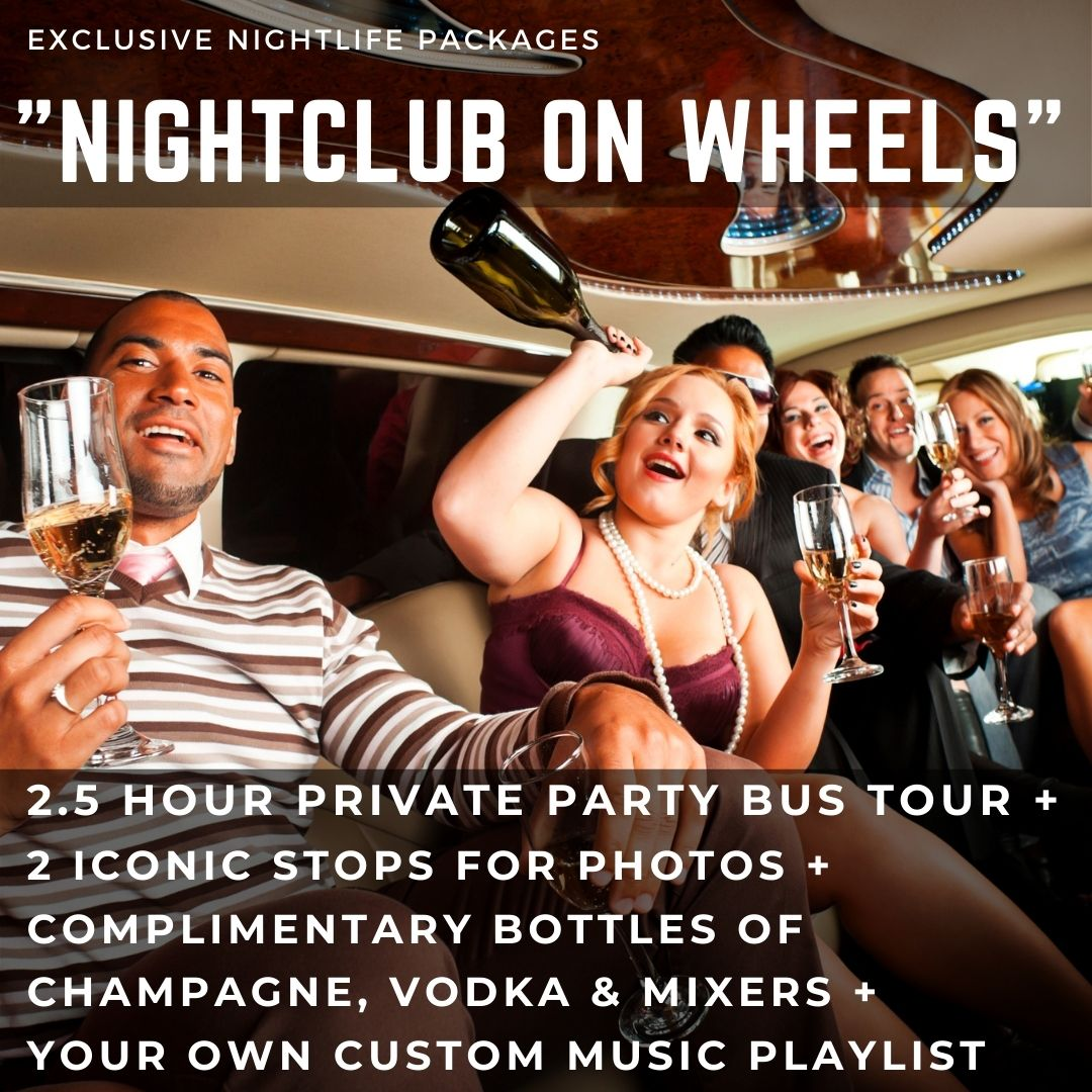 Nightclub on Wheels Experience