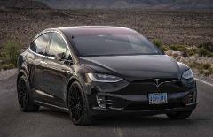 Tesla Model X (3 Max)
