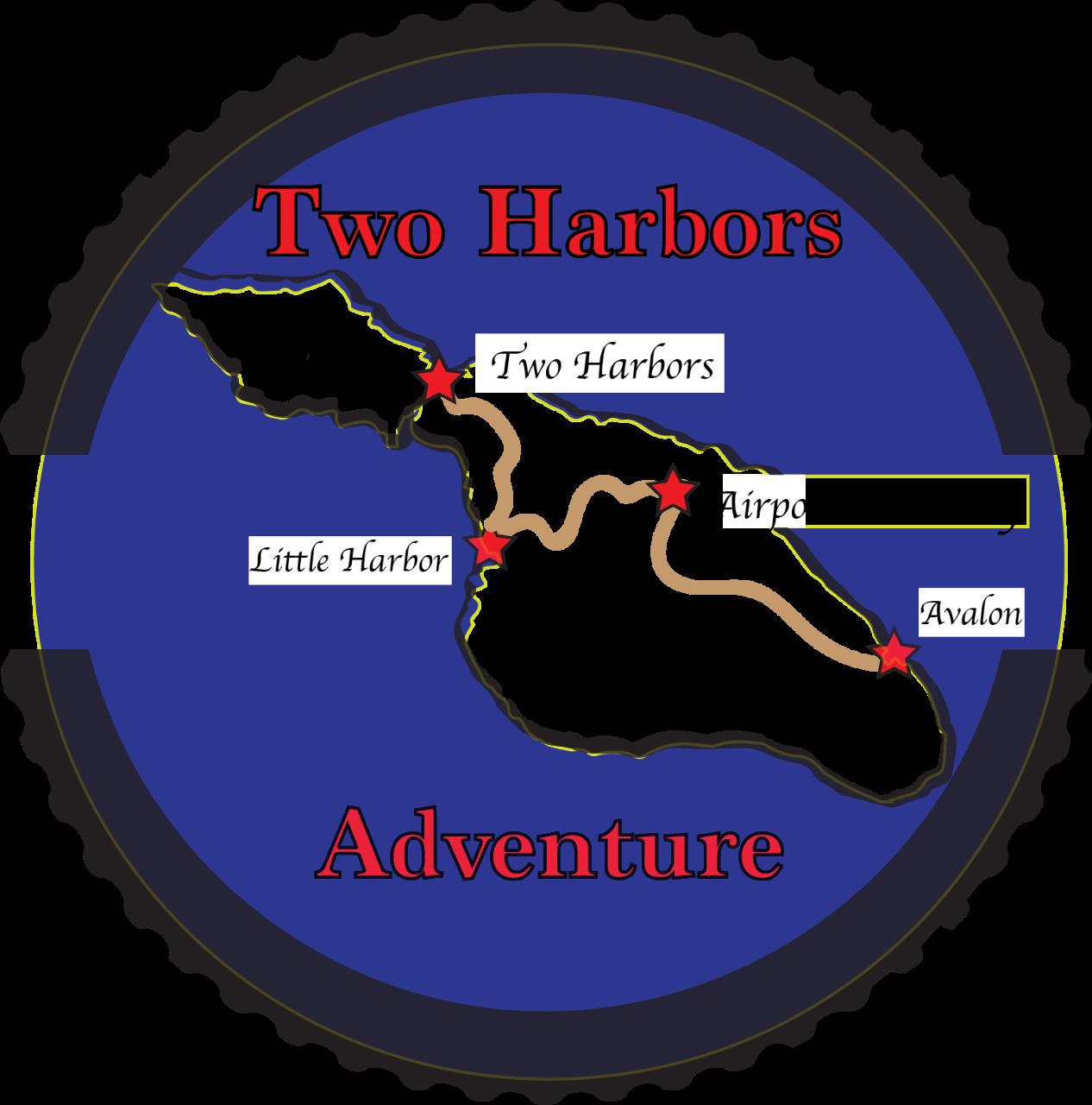 Two Harbors Mountain Bike Adventure