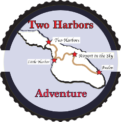 Two Harbors Mountain Bike Adventure