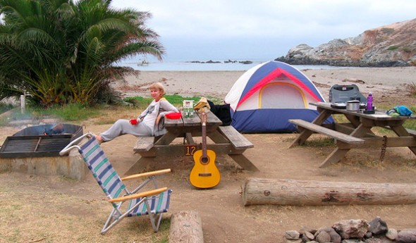 Catalina Camping Adventure