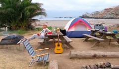 Catalina Camping Adventure