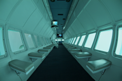 Undersea Submarine Expedition