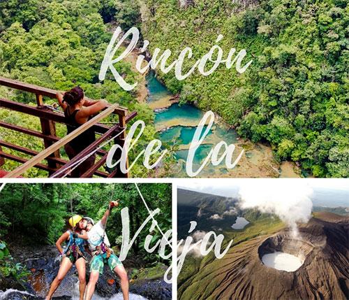 Private Service North Guanacaste to Rincon de La Vieja - Transfer