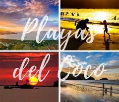 San Jose hotels to Playas del Coco Shuttle Transportation