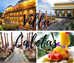 Shuttle San Jose downtown to Villa Caletas & Zephyr Palace