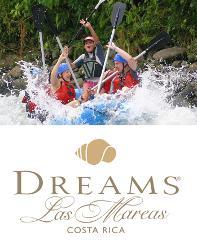 Dreams Las Mareas Tours : White Water Rafting Rio Tenorio Class 3-4 Rafting