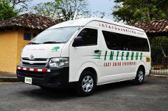 Private Service San Jose to Papagayo