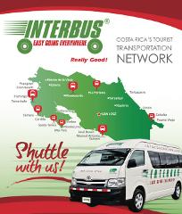 Shuttles San Jose hotels to Parrita