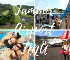 Santa Teresa to Tambor Airport (TMU)