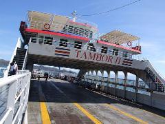 Ferry Paquera to Tambor + Delfines + Tango Mar