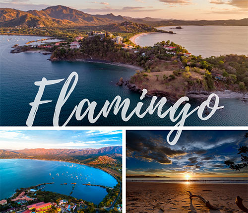 Shuttle Dominical to Flamingo Guanacaste