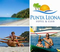 Shuttle San Jose downtown to Punta Leona Beach Resort