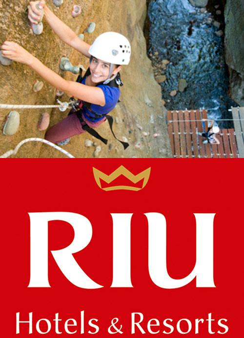 RIU Tours: COMBO Full Day Tour: Adventure Guachipelin