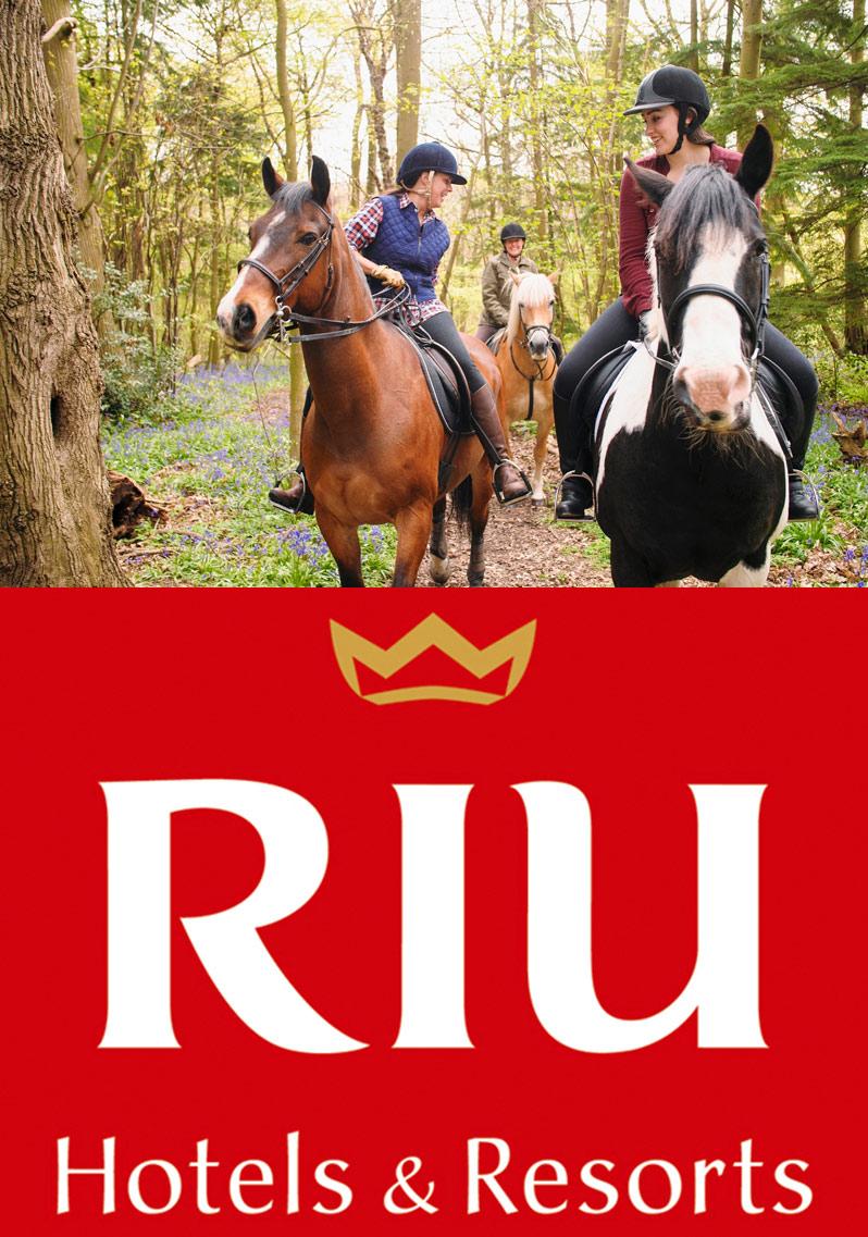 RIU Tours: COMBO Day Tour: Borinquen Zipline, Horseback, Hot Springs, Mud Baths