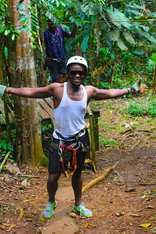 Full Day Jungle Adventure Tour - Puerto Viejo Tour